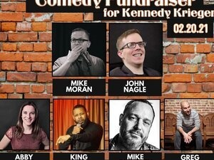 Virtual Comedy Fundraiser for Kennedy Krieger