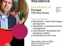 PIHE's Entrepreneur in Residence: Kenny Blatt '81