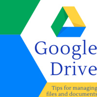 Google Drive: Tips for managing files and documents | LTS