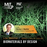 Live Webinar: Biomaterials by Design