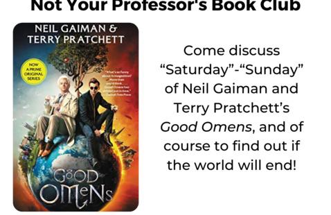 Not Your Professor's Book Club