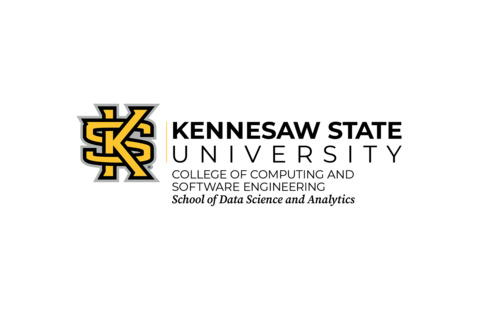 Kennesaw State University- CCSE- School of Data Science and Analytics affinity mark