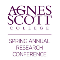 "SpARC logo: text reads Agnes Scott College with ""spring annual research conference"""