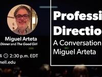 A conversation with filmmaker Miguel Arteta