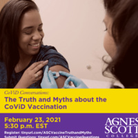 A COVID Conversation: The Truth and Myths about the CoViD Vaccination