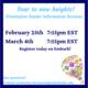 Orientation Leader Information Sessions