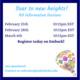 Resident Advisor Info Sessions