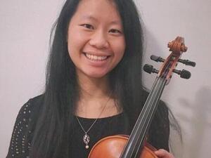 Amy Kwan Senior Viola Recital