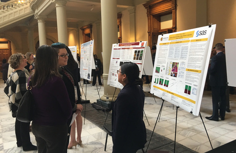 Analytics Showcase of Student Research