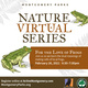 Nature Virtual Lectures: For the Love of Frogs