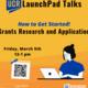 LaunchPad Talks