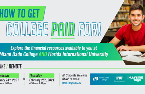 How to Get College Paid For!
