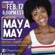 Maya May Flyer