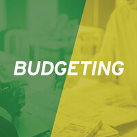 Workshop: Budgeting