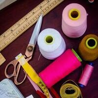 Thread and sewing supplies