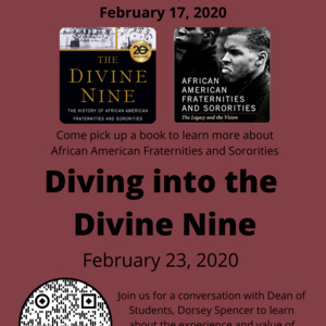 Discussion: Diving into the Divine Nine
