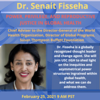 Power, Privilege, and Reproductive Justice in Global Health