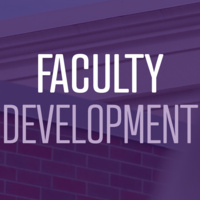 Faculty Development: Inclusive Teaching Practices