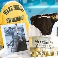 From Tigers to Speedos: Athletic Artifacts from Special Collections & Archives (ZSR Library) and the Wake Forest Historical Museum