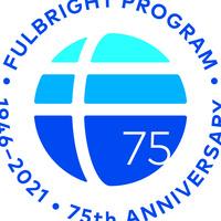 Fulbright Program 75th Anniversary Logo