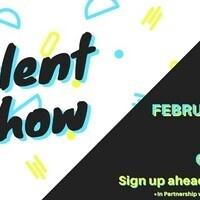 CAB Presents...Talent Show
