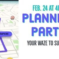 "Planning Party ""Your WAZE to Success"""