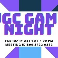 UGC Game Night