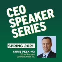CEO Speaker Series with Chris Peek