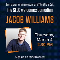 Jacob Williams Live Comedy Show