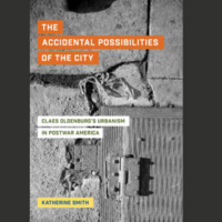 "Cover of Smith's Book, ""The Accidental Possibilities of the City"""