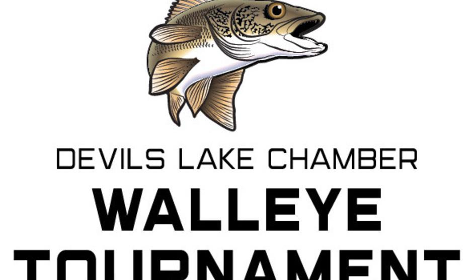 45th Annual Devils Lake Chamber Walleye Tournament