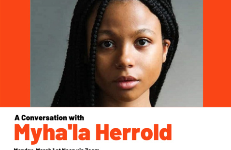 The Industry of Inclusion: A Conversation with Myha'la Herrold