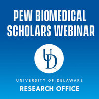Pew Biomedical Scholars Webinar