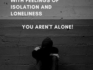 Friendship & Isolation Hotline