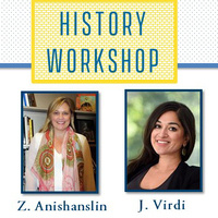 History Workshop April 6 with Anishanslin and Virdi