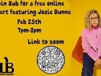 SUB Presents: Josie Dunne