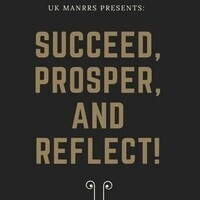 Men of MANRRS: Succeed, Prosper and Reflect