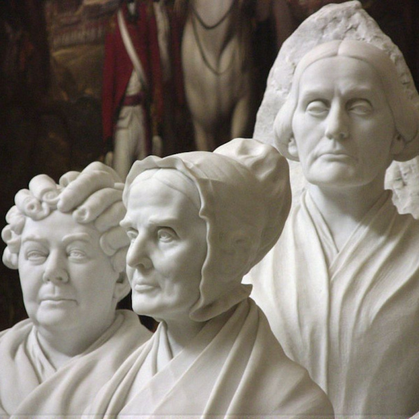 Monumental Women: Female Statuary and the Struggle for Suffrage