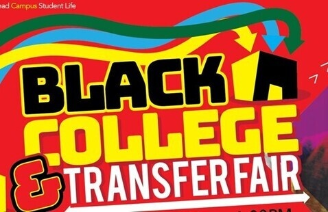 Black College & Transfer Fair- Closing Event