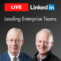 LinkedIn Live with Douglas Ready and Court Chilton