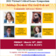 2021 Critical Issues Symposium | Building a Movement: Why Social Work and Community Advocacy Matter