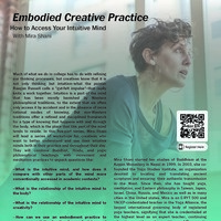 Embodied Creative Practice with Mira Shani
