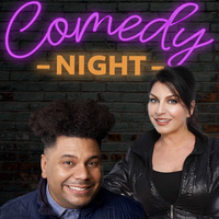 Comedy Night with Tammy Pescatelli & Orlando Leyba