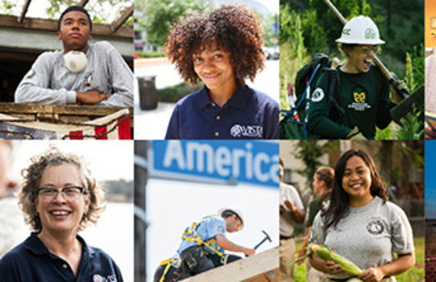Americorps offers opportunities and a chance to expand your professional and personal skills!!