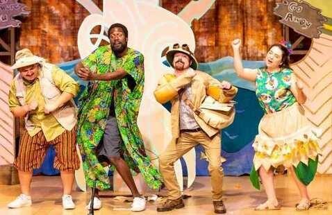 Baobob, 2019 Production of the UC Merced Children's Opera