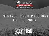 Mining: From Missouri to the moon