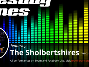 Tuesday Tunes: The Sholbertshires featuring Amy Shook