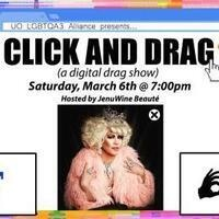 Annual Drag Show: Click and Drag