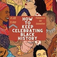 Diversity and Inclusion: How to Continue Celebrating Black History tabling event