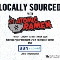 Locally Sourced with Atomic Ramen